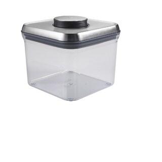 OXO Big Square Steel POP Container (2.4 Quart)