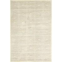 """Grand Bazaar Nahele 603R-3844 Cream/ Gray Area Rug (7'10"""" x 11') - 7'10"""" x 11'"""