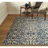 Grand Bazaar Carini Royal Area Rug - 7'10 x 11'