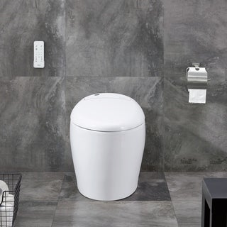 OVE Decors TUVA Elongated Toilet Bidet