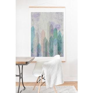 Emanuela Carratoni 'Raw Gems' Hanging Art Print