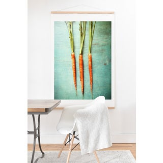 Olivia St Claire Eat Your Vegetables Art Print and Hanger - 40 X 30
