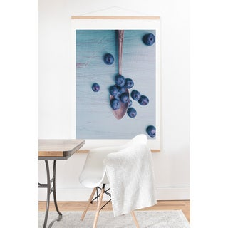 Olivia St. Claire 'Goodness Overflows' Wall Art with Hanger