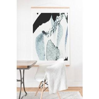 Georgiana Paraschiv 'AbstractM5' Art Print and Hanger