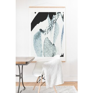 Georgiana Paraschiv 'AbstractM5' Art Print and Hanger