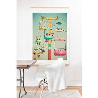 Shannon Clark 'Sky Gliding' Art Print and Hanger
