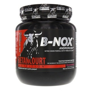 Betancourt Nutrition B-Nox Pre Workout Drink Mix Watermelon (35 Servings)