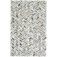 Grand Bazaar Zenna Slate Area Rug (8' x 10') - 8' x10'
