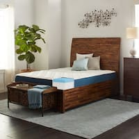 Select Luxury 10-Inch King-size Quilted AirFlow Gel Foam Mattress