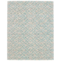 Grand Bazaar Japel Aqua Area Rug - 8' x 11'