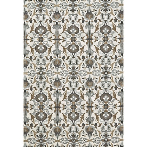 Grand Bazaar Perry Granite Area Rug - 8' x 11'