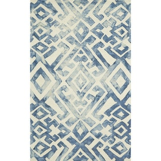 Grand Bazaar Marengo Midnight Blue Area Rug (8' x 11') - 8' x 11'