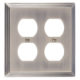 Classic Steps Double Outlet