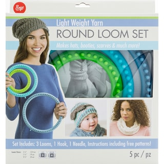 Boye Circular Fine Loom Set-