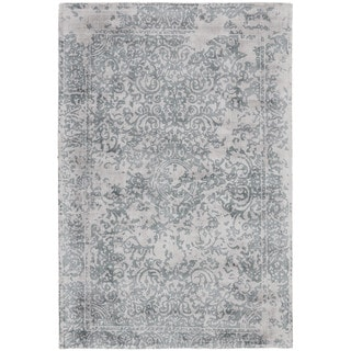 Grand Bazaar Jasmel Ice Tufted Rug (8' x 11') - 8' x 11'