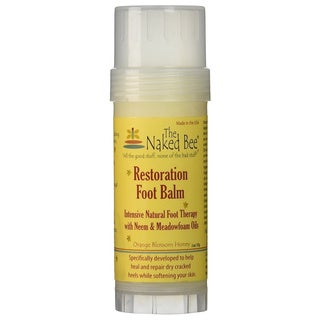 The Naked Bee 2-ounce Restoration Foot Balm