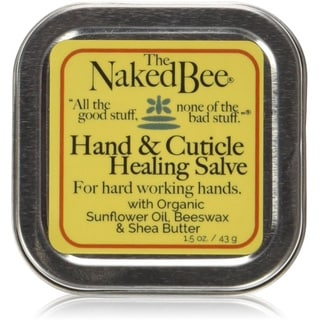 The Naked Bee 1.5-ounce Hand & Cuticle Salve
