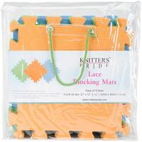 Lace Blocking Mats 9/Pkg-