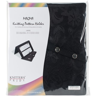 "Magma Knitting Fold-Up Pattern Holder 10""X12""-"