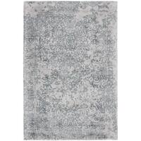 Grand Bazaar Jasmel Ice Area Rug - 9' x 13'
