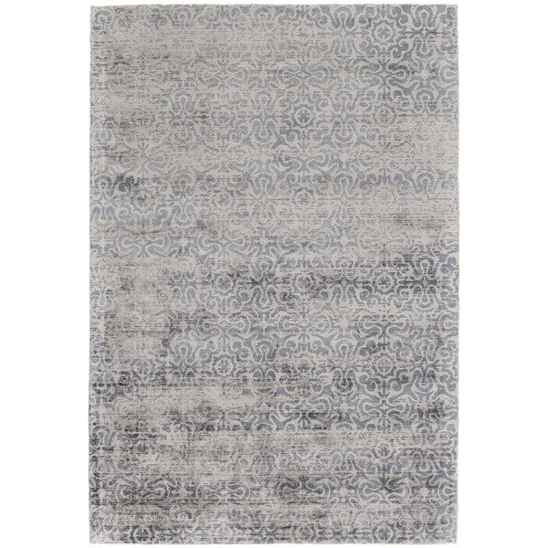 Grand Bazaar Jasmel Smoke Area Rug - 9' x 13'