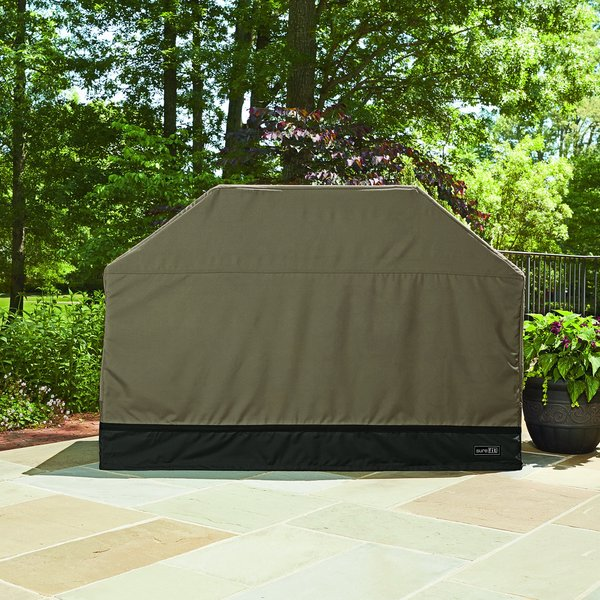 Shop Patio Armor Grill Cover With Pu Coating Free