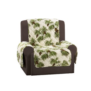 Sure Fit Lodge Recliner Cover
