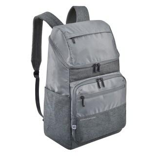 Zero Halliburton Zero New York Uptown Large Grey Backpack