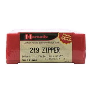 "Hornady Series IV Specialty Die Set 219 Zipper (.224"")"