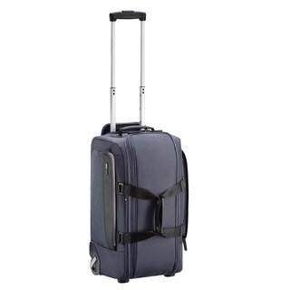 Zero Halliburton Zest 20-inch Navy Wheeled Carry-On Duffel Bag