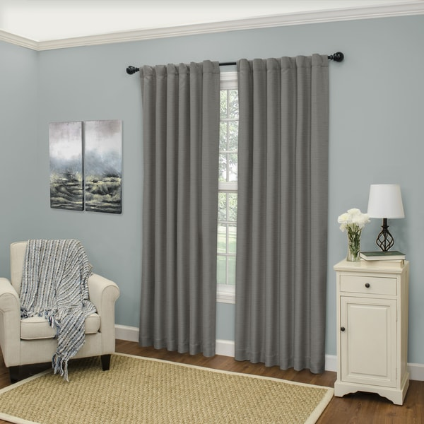 Shop Eclipse Cromwell Thermaweave Blackout Window Curtain