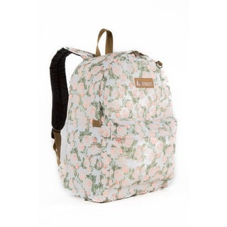 Everest 16.5-inch Vintage Floral Backpack