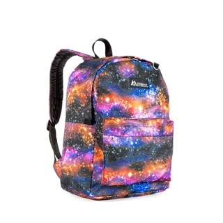 Everest Galaxy Multicolor 16.5-inch Backpack