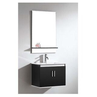 Dawn® Vanity Set: Sink Top (RET231802-06), Cabinet (REC231718-06), Mirror (REM220435)