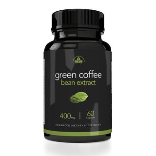 Totally Products Maximum Strength Green Coffee Bean Extract 400mg (60 Capsules)