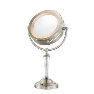 Lite Source 1-Light Vogue Mirror Table Lamp