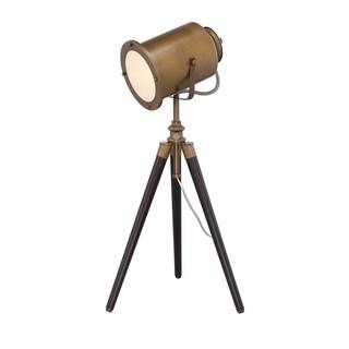 Lite Source 1-Light Saga Director's Table Lamp