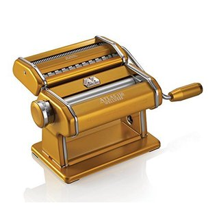 Atlas 150 Gold Pasta Machine (Option: Gold)