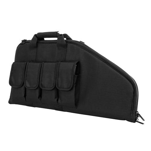 """NcStar 28"""" Tactical Subgun AR and AK Pistol Case Black"""