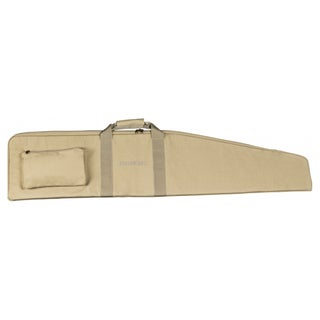 Uncle Mikes Canvas Rifle Case Tan