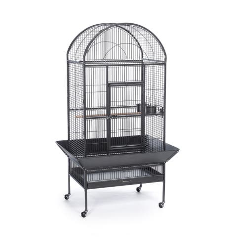 Prevue Pet Products Large Dome Top Bird Cage