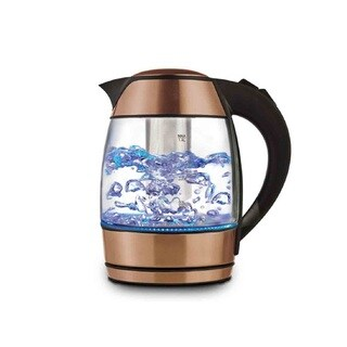 Brentwood 1.8L Electric Glass Kettle