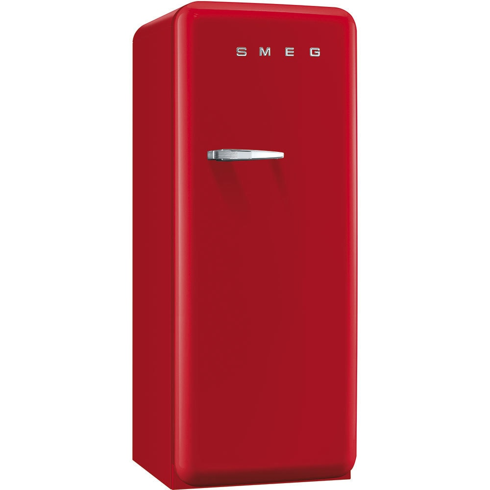 Smeg FAB28URDR1 50s Style 9.2 Cubic Feet Red Right-hand R...