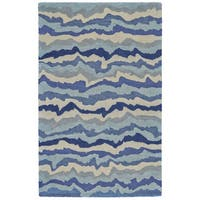 Grand Bazaar Tide Tufted Andalus Rug - 5' x 8'