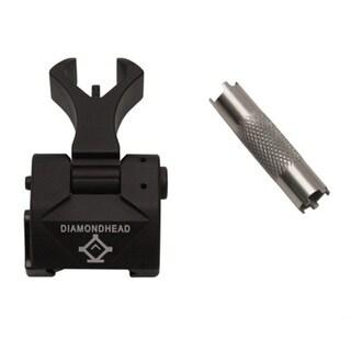 Diamondhead Diamond Sight Front Sight w/Tritium, Black