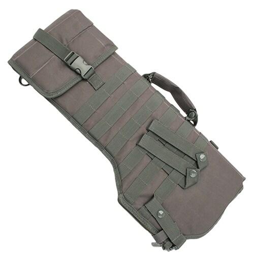 NcStar Tactical Rifle Scabbard Urban Gray