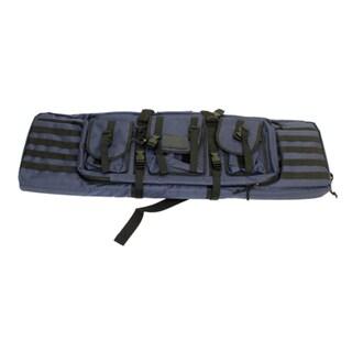 """NcStar Double Carbine Case 42"""", Blue"""