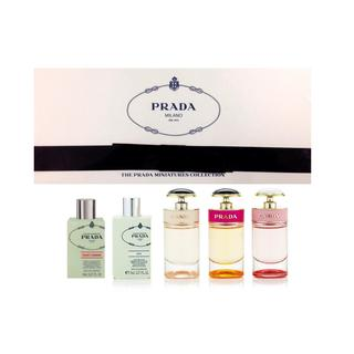 Prada Variety Women's 5-piece Mini Set
