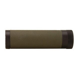 Hogue AR-15 Free Floating Overmolded Forend Rubber Grip Area, Carbine, Olive Drab Green