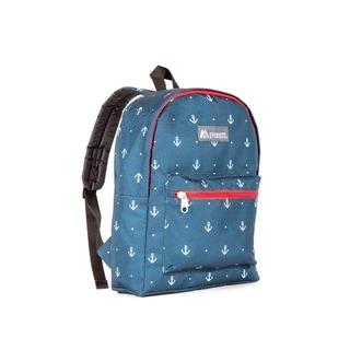 Everest Anchor Navy 15-inch Padded Shoulder Strap Backpack